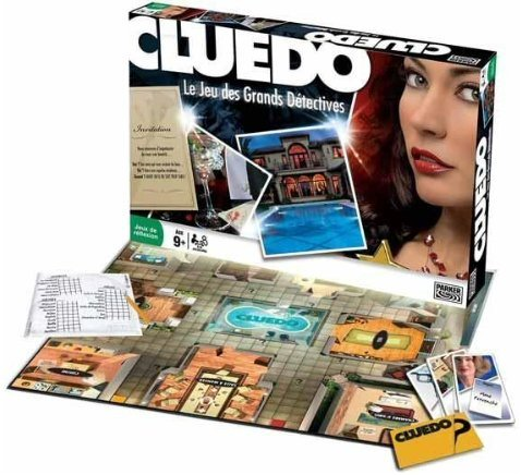 Cluedo (France) - French edition