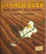 Farmer Duck (bilingual: English and Italian)