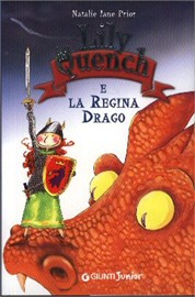 Lily Quench e la regina dragon